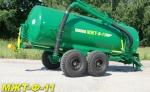 Машина для внесения жидких органических удобрений