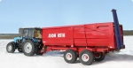 Прицеп тракторный самосвальный ISON-8518