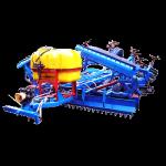 Агрегат для внесения гербицидов АВГ- 8