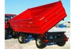 Прицеп Metal-Fach T710/1-6T