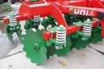 Почвообрабатывающий дисковый агрегат